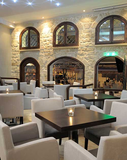 Elis Interior Architect - Coffee Shops and Restaurants