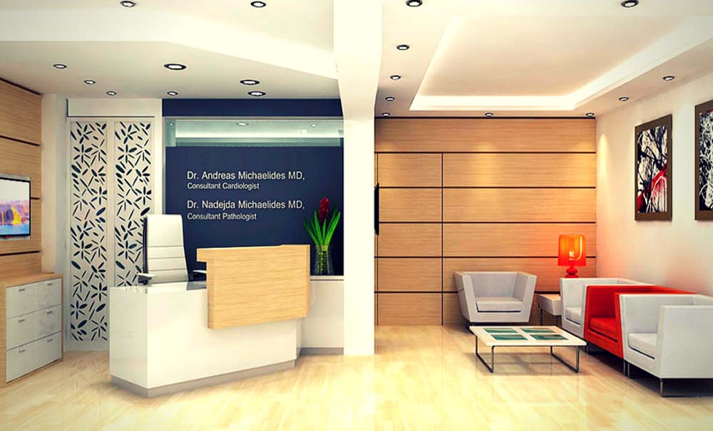 Elis Interior Architect - Healthcare