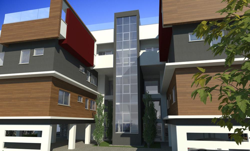Elis Interior Architect - Exterior Design Building